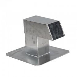 Aluminium Dakdoorvoer