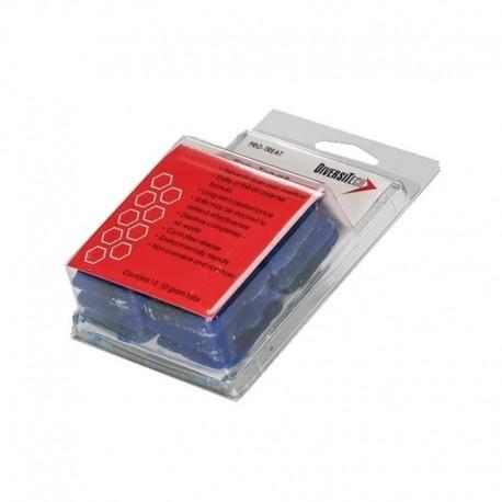 DiversiTech FlowPlus lekbak tabletten - Reinigt en voorkomt slijm en vervuiling in de lekbak, geeft een langdurige frisse geur