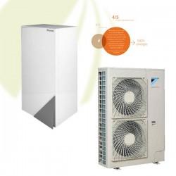 Daikin Altherma LT Warmtepomp 11 kW. Type EHBH16CB3V en ERLQ011CW1. Enkel Verwarmen.