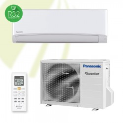 Panasonic 4,2 kW KIT-TZ42-TKE - R32 - wandmodel (KITTZ42TKE)