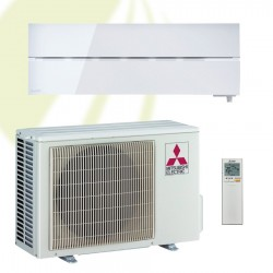 Mitsubishi WSH-LN35i Diamond 3,5 kW - Natural White