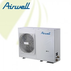 Airwell PAC BT MB 5kW Monobloc - Koelen & Verwarmen
