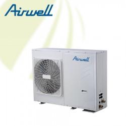 Airwell PAC BT MB 7kW Monobloc - Koelen & Verwarmen - 7HP061016