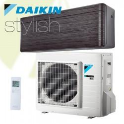 Daikin Stylish FTXA20AT + RXA20A 2,0kW warmtepomp (60m3)