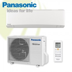 Panasonic Etherea 2,5kW / KIT-Z25-TKE - Mat Wit