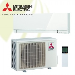 Mitsubishi Electric - WSH-EF25i White Zen Design - 2,5 kW Inverter Warmtepomp