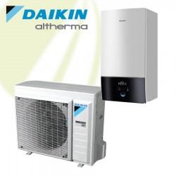 Daikin Altherma 3 LT 8kW Warmtepomp voor verwarmen en koelen met 400V heater