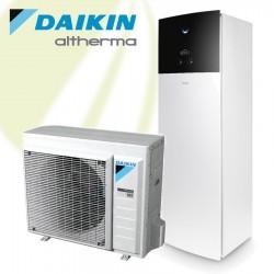 Daikin Altherma 3 LT 8kW Warmtepomp 400V met 180 liter boiler voor verwarmen en warm tapwater