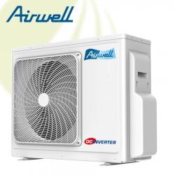 Airwell YDZA430 8,5kW buitendeel 4p. R-32