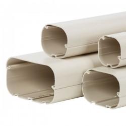 Inoac Cleanduct Leidinggoot CD-60 59x59mm