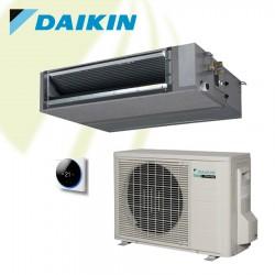 Daikin FBA60A + RXM60N 5kW (150 m3) kanaalmodel