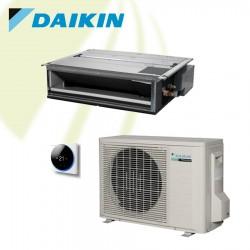 Daikin FDXM25F / RXM25N Compact 2,5kW (75 m3) kanaalmodel