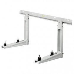 Rodigas MS209 wandbeugel met aluminium montage rail 0,8m