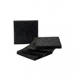 Aircobase antitril-mat 10x10x1cm (10st.)