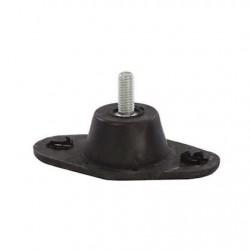 Trillingsdemper rubber voet AGB-35 draad/voet 35kg M8