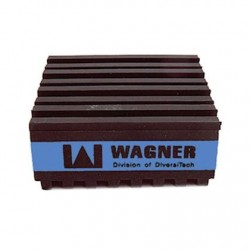 Wagner rubber antitril-matje met foamlaag 10x10x2cm