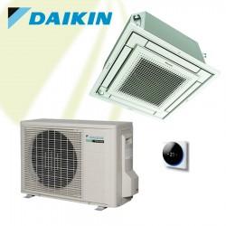 Daikin FFA25A / RXM25R 2,5 kW - Sky Air cassette Fully-Flat