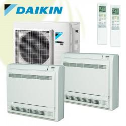 2x Daikin FVXM-F + 2MXM50N 5kW