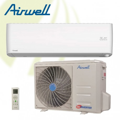 Airwell HRD 3,54kW - wand airco warmtepomp