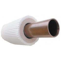 """SKFR-4 - 1/2"""" rechte koelleiding, 4 meter. Rechte geïsoleerde vlamdovende koelleiding voor zuiggas en vloeistof."""